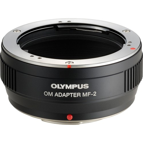 Olympus MF-2 OM Lens Adapter