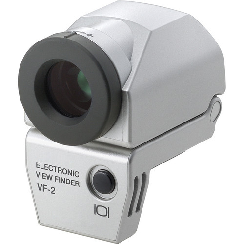 Olympus VF-2 Electronic Viewfinder (Silver) for PEN E-P2 & E-PL1 Cameras