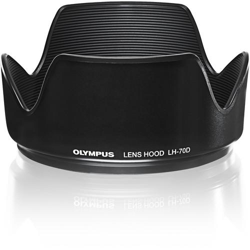 Olympus LH-70D Lens Hood for Zuiko 14-54mm F/2.8-3.5 II Lens
