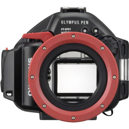 Olympus PT-EP01 Underwater Housing for Olympus E-PL1 Digital Camera