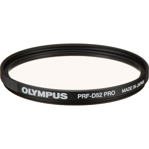 Olympus 52mm PRF-D52 PRO Clear Protective Filter