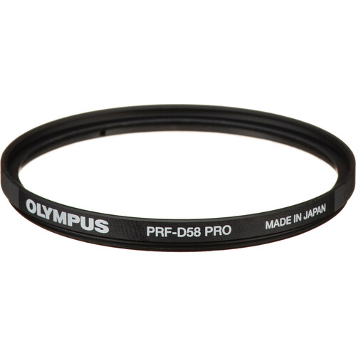 Olympus 58mm PRF-D58 PRO Clear Protective Filter