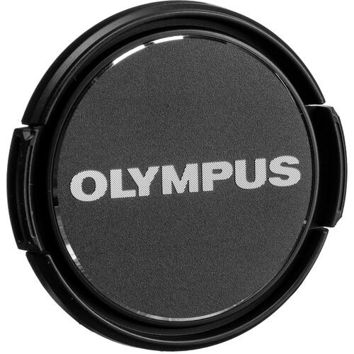 Olympus LC-37B Lens Cap for Olympus 45mm f/1.8 & 14-42mm f/4-5.6 II Lenses