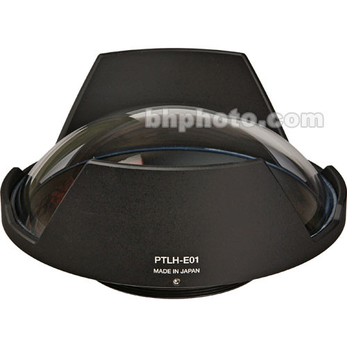 Olympus PPO-E04 Lens Port for Zuiko 8mm and 7-14mm Lenses
