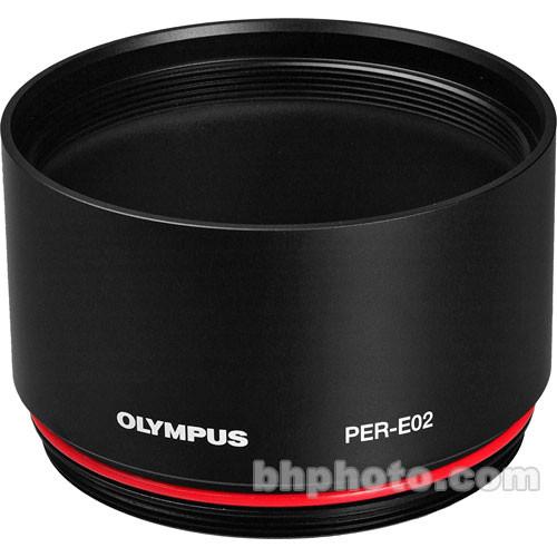 Olympus PER-E02 Lens Port Extension for Zuiko 7-14mm