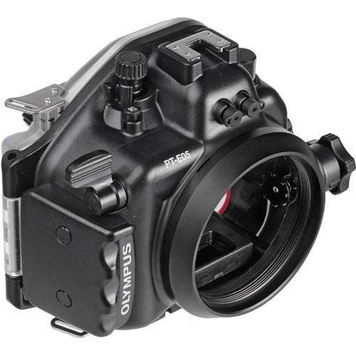 Olympus PT-E05 Underwater Housing for Olympus Evolt E-520 Digital Camera