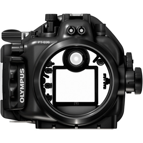 Olympus PT-E06 Underwater Housing for Olympus E-620 Digital Camera