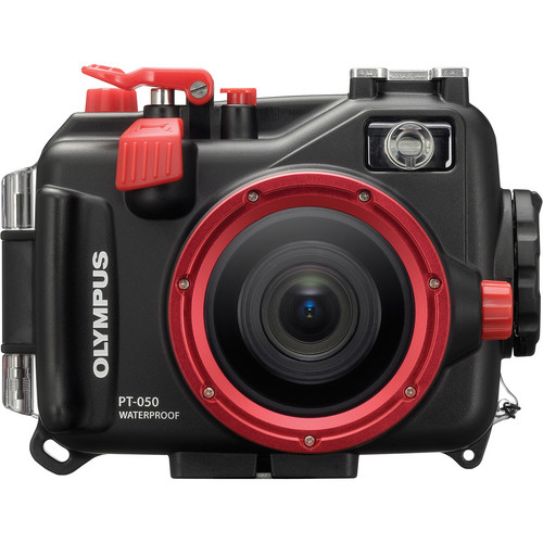 Olympus PT-050 Underwater Housing for XZ-1 Camera