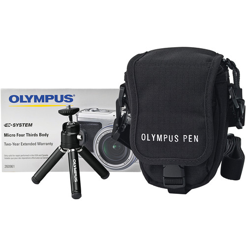 Olympus Accessory Kit for E-PM1 Digital Camera