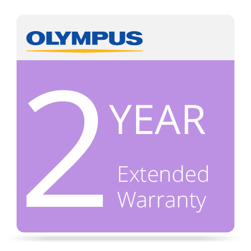Olympus 2 Year Extended Warranty for E-Series