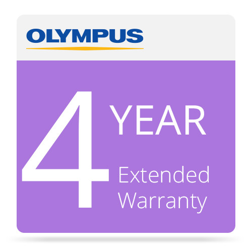 Olympus 4 Year Extended Warranty for Olympus Zuiko Micro Lens