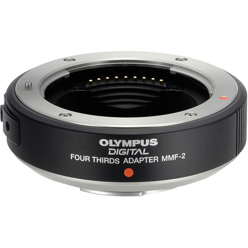Olympus MMF-2 Four Thirds to Micro Four Thirds Lens Adapter