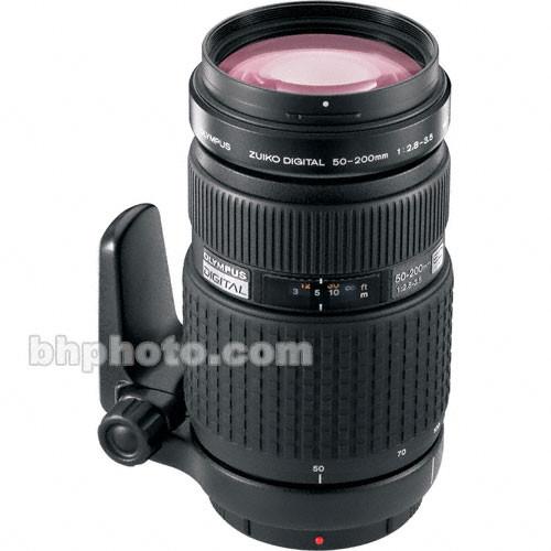 Olympus 50-200mm f/2.8-3.5 ED Zuiko Digital Zoom Lens