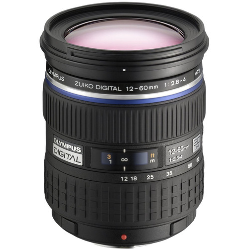Olympus 12-60mm f/2.8-4 ED SWD Zuiko Zoom Lens for Olympus Digital Cameras