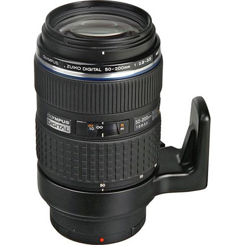 Olympus 50-200mm f/2.8-3.5 ED SWD Zuiko Zoom Lens for Olympus Digital Cameras