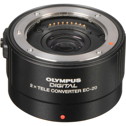 Olympus EC-20 2.0X Teleconverter