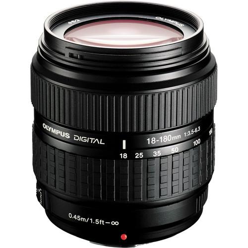 Olympus 18-180mm f/3.5-6.3 ED Zuiko Digital Zoom Lens