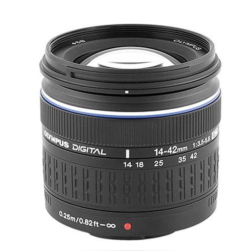 Olympus 14-42mm f/3.5-5.6 Zuiko ED Zoom Lens for Olympus Digital Cameras (Four Thirds System)