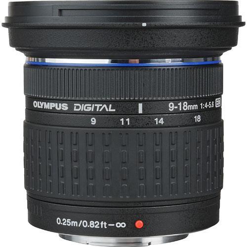 Olympus Zuiko Digital ED 9-18mm f/4-5.6 Lens