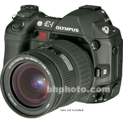 Olympus E-1, 5.0 Megapixel, SLR, Digital Camera (Camera Body)