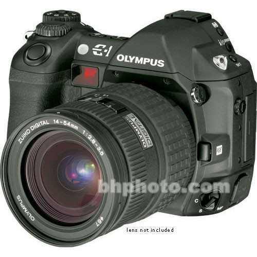 Olympus E-1 Digital Camera (Camera Body)