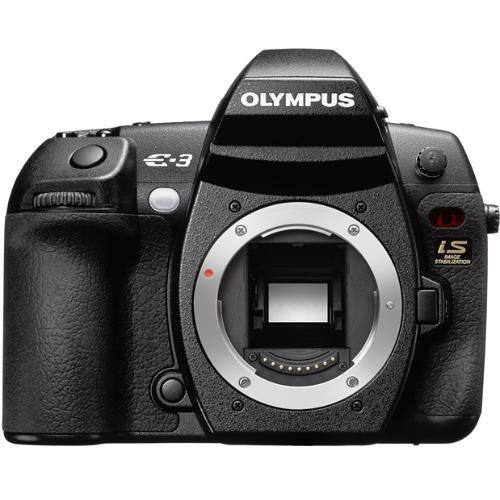 Olympus E-3 SLR Digital Camera (Camera Body)
