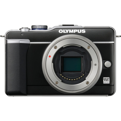 Olympus PEN E-PL1 Digital Camera Body (Black)