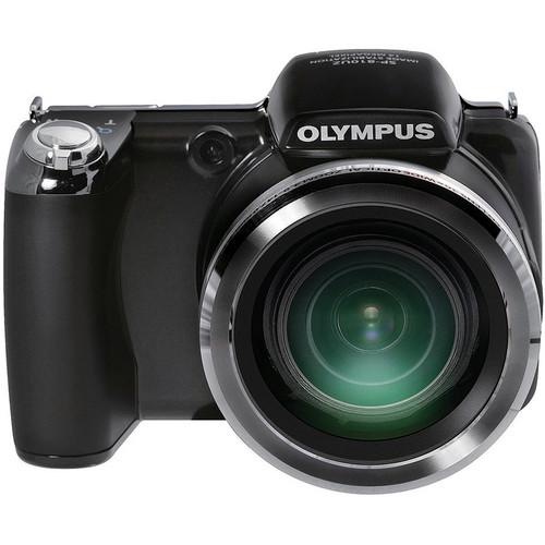 Olympus SP-810UZ Digital Camera (Black)