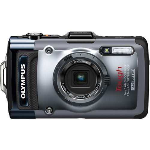 Olympus Tough TG-1 iHS Digital Camera