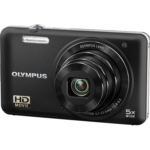 Olympus VG-160 Digital Camera (Black)