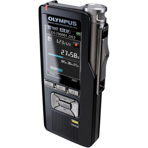 Olympus DS-7000 Professional Dictation Digital Voice Recorder