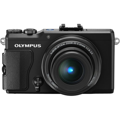 Olympus STYLUS XZ-2 iHS Digital Camera (Black)