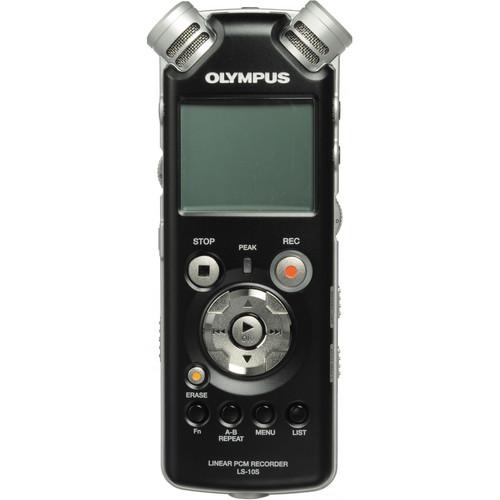 Olympus LS-10S - Stereo Handheld Audio Recorder