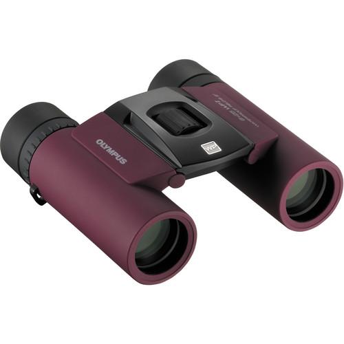 Olympus 8x25 WPII Binocular (Purple)