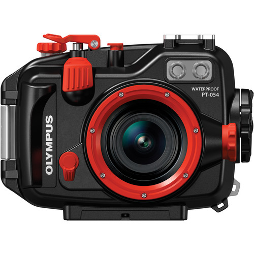 Olympus PT-054 Underwater Housing for STYLUS XZ-2 iHS Digital Camera