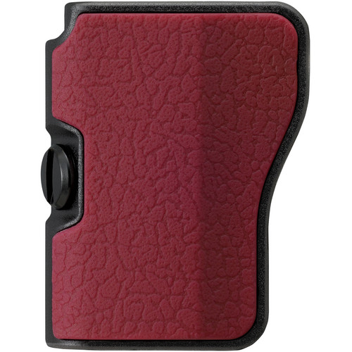 Olympus Replacement Grip For XZ-2 Digital Camera (Red)