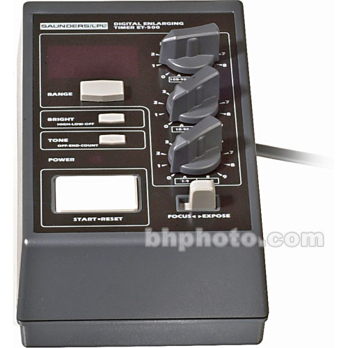Omega ET-500 Digital Enlarging Timer