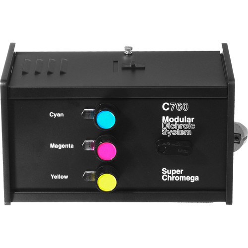 Omega Dichroic (Color) Lamphouse (220V - European Voltage)