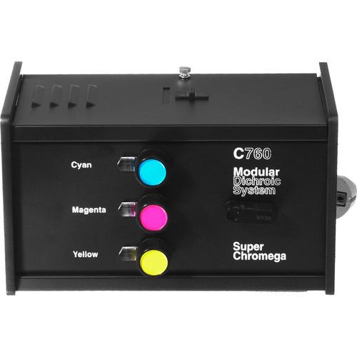 Omega Dichroic (Color) Lamphouse (220V - European Voltage)