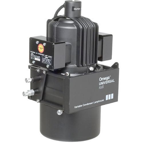 Omega DV Universal Variable Condenser Lamphouse (220V)