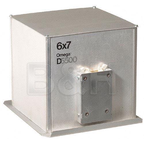 Omega 6x7cm Light Multiplier with Color Probe for D5500 Enlarger