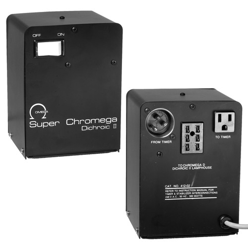 Omega Standard Power Supply (220V/50Hz)