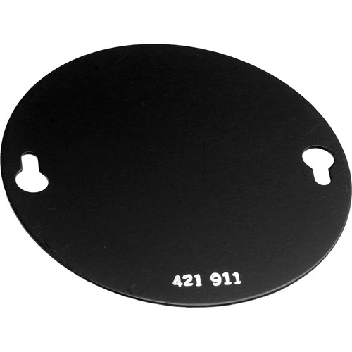 Omega Lens Plate for D5500 and ProLab II Enlargers (Flat, Blank)