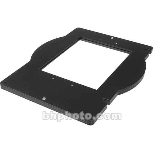 "Omega 4 x 5"" Sheet Format Two-Piece Sandwich-Type Glass Negative Carrier"
