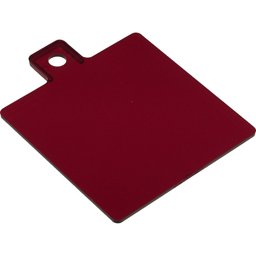 Omega Red Safety Filter for C700, C760, D5-XL & Super Chromega F Enlargers
