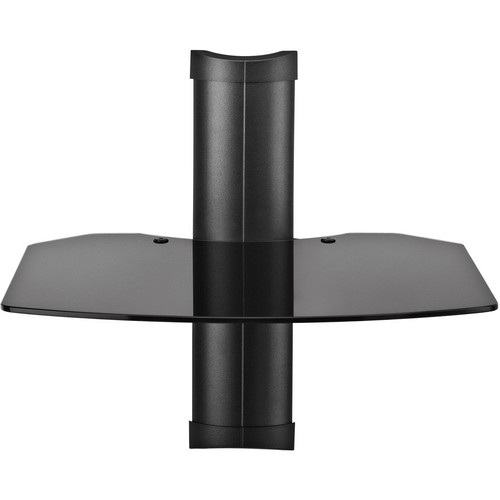 OmniMount Tria 1 Wall System (Black, Black Glass)