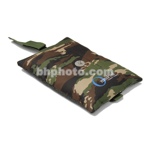 OmniPod Camo-Pro7 Camera/Camcorder Support Platform - Camouflage
