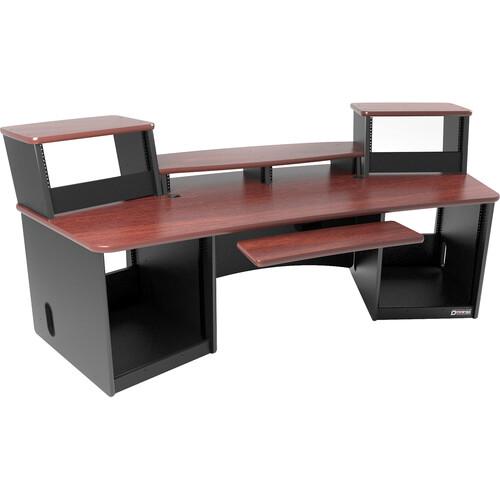 Omnirax Force 36 Multi-purpose Audio Video Workstation (Mahogany)