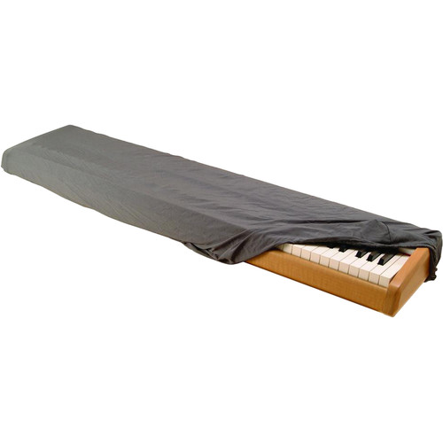 On-Stage 88 Note Keyboard Cover (Gray)