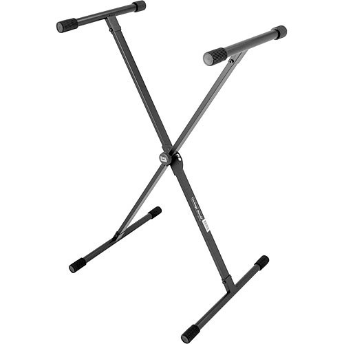 On-Stage KS8190 - Lok-Tight Classic Single-X Keyboard Stand